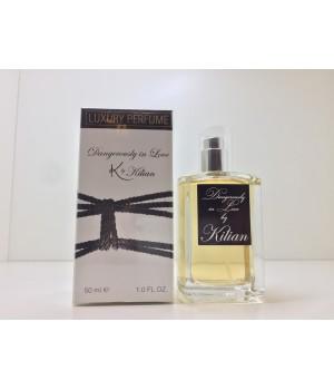 Парфюмированная вода унисекс Luxury parfume Dangerously in Love by Kilian (килиан денжерос ин лав) 50 мл