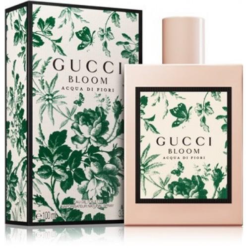 Женская туалетная вода Gucci Bloom Acqua Di Fiori ( Гуччи Блум Аква Ди Фиори) 100 мл