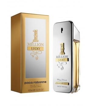 Мужская парфюмированная вода Paco Rabanne 1 Million Lucky (Пако раббан Ван миллион лаки) 100 мл