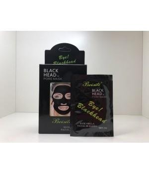 Маска BEISITI BLACK HEAD PORE MASK (для носа и лица)