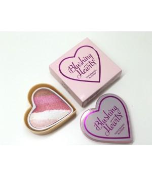 Хайлайтер Tarte Blushing Hearts Triple Baked Blucher 10g