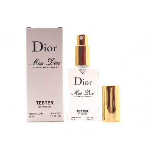 Женский парфюм Miss Dior Blooming Bouquet (Мисс Диор Блумин Букет) 45 мл Diamond - реплика