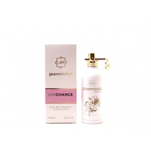 Женский парфюм Jeanmishel Love Chance Eau Fraiche (Жанмишель Лав  Шанс Фреш) 90 мл