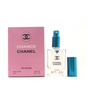 Парфюм Chanel Chance (Шанель Шанс) 50 мл Diamond - реплика