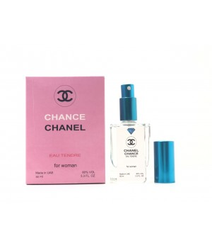 Парфюм Chanel Chance Eau Tendre (Шанель Шанс Тендер) 50 мл Diamond - реплика