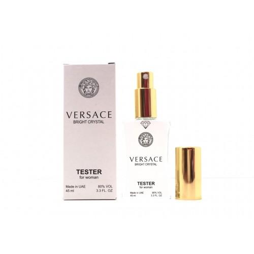 Женский парфюм Versace Bright Crystal (Версаче Брайт Кристал) 45 мл Diamond - реплика