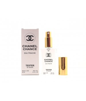 Женский парфюм Chanel Chance Eau Fraiche (Шанель Шанс Фреш) 45 мл Diamond - реплика