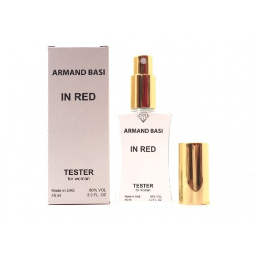 Женский парфюм Armand Basi In Red (Арманд Баси Ин Ред) 45 мл Diamond - реплика