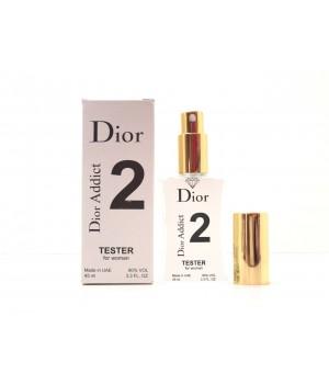Женский парфюм Christian Dior Addict 2 (Кристиан Диор Аддикт 2) 45 мл Diamond - реплика