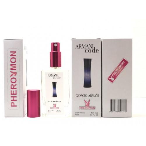 Женский аромат Giorgio Armani Code (Джорджио Армани Код) с феромонами 60 мл