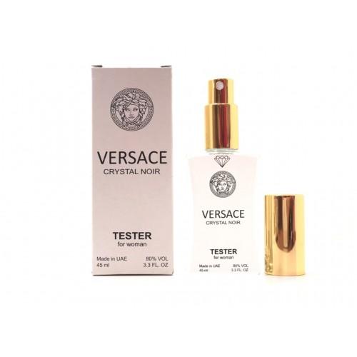 Женский парфюм Versace Crystal Noir (Версаче Кристал Нуар) 45 мл Diamond - реплика
