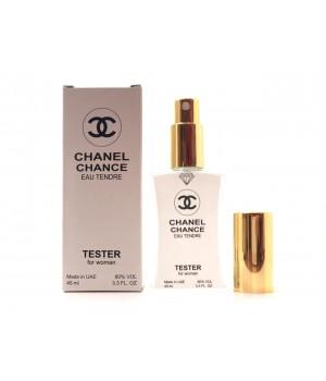 Женский парфюм Chanel Chance Eau Tendre (Шанель Шанс Тендер) 45 мл Diamond - реплика