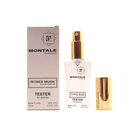 Женский парфюм Montale Roses Musk (Монталь Розес Муск) 45 мл Diamond - реплика