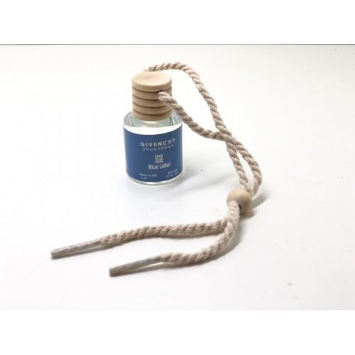 Парфюм в автомобиль Givenchy Blue Label (Живанши Блу Лейбл) 12 мл