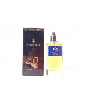 Парфюмированная вода мужская  Luxury parfume Shaik Opulent Blue №77 (Шейх №77) 50 мл
