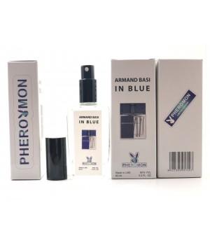 Мужской аромат Armand Basi In Blue (Арманд Баси Ин Блу) с феромонами 60 мл