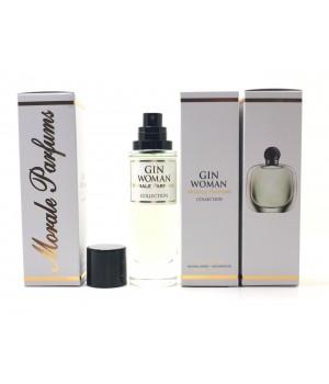 Парфюм женский Morale Parfums Gin Woman (Морал Парфюм Джин Вумен) 30 мл