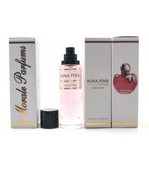 Парфюм женский Morale Parfums Nina Pink (Морал Парфюм Нина Пинк) 30 мл