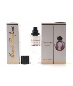 Парфюм женский Morale Parfums Pure Poison (Морал Папфюм Пур Пуазон) 30 мл