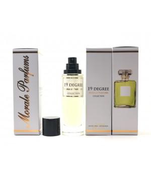 Парфюм женский Morale Parfums 19 Degree (Морал Парфюм 19 Дегри) 30 мл