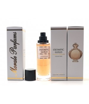 Парфюм женский Morale Parfums Olympic Gold (Морал Парфюм Олимпик Голд) 30 мл