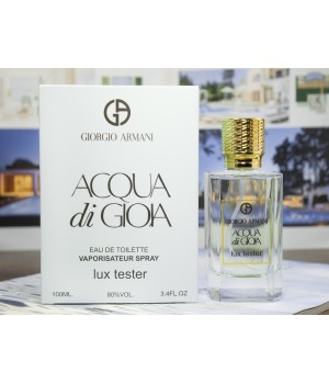 Женский парфюм Giorgio Armani Acqua di Gioia LUX (Джорджио Армани Аква Ди Джио) 100 мл