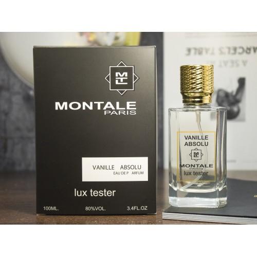 Женский парфюм Montale Vanille Absolu LUX (Монталь Ванила Абсолю) 100 мл