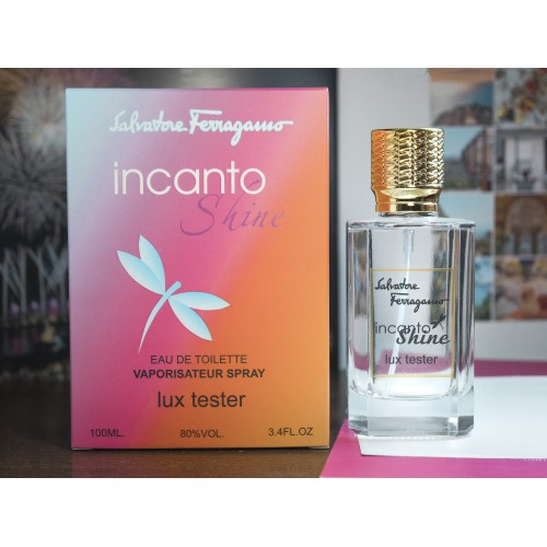 Женский парфюм Salvatore Ferragamo Incanto Shine LUX (Сальватор Феррагамо Инканто Шайн) 100 мл