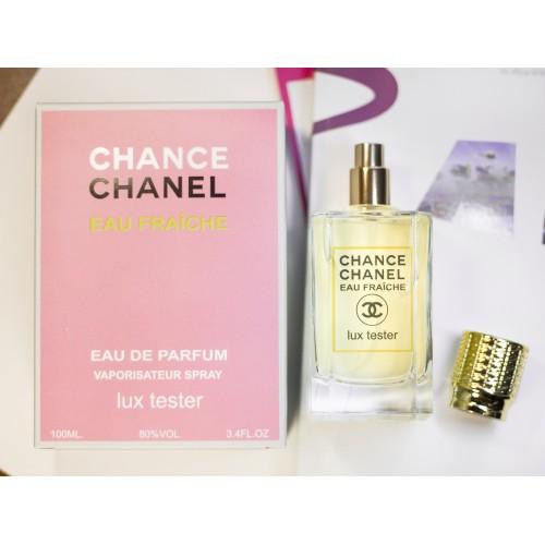 Женский парфюм Chanel Chance Eau Fraiche LUX (Шанель Шанс Фреш) 100 мл