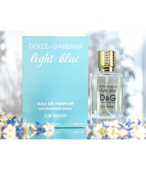 Женский парфюм Dolce&Gabbana Light Blue LUX (Дольче Габбана Лайт Блу) 100 мл