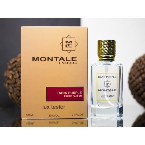 Женский парфюм Montale Dark Purple LUX (Монталь Дарк Пурпл) 100 мл