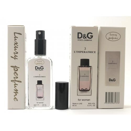 Женский тестер Luxury Perfume Dolce&Gabbana 3 L`Imperatrice (Дольче Габбана 3 Императрица) 65 мл