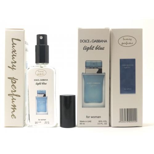 Женский тестер Luxury Perfume Dolce&Gabbana Light Blue (Дольче Габбана Лайт Блу) 65 мл