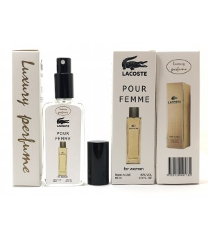 Женский тестер Luxury Perfume Lacoste Pour Femme (Лакоста Пур Фем) 65 мл