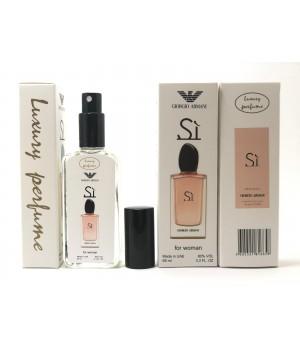 Женский тестер Luxury Perfume Giorgio Armani Si (Джорджио Армани Си) 65 мл