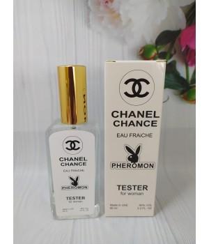 Тестер с феромонами женский Chanel Chance Eau Fraiche (Шанель Шанс Фреш) 65 мл